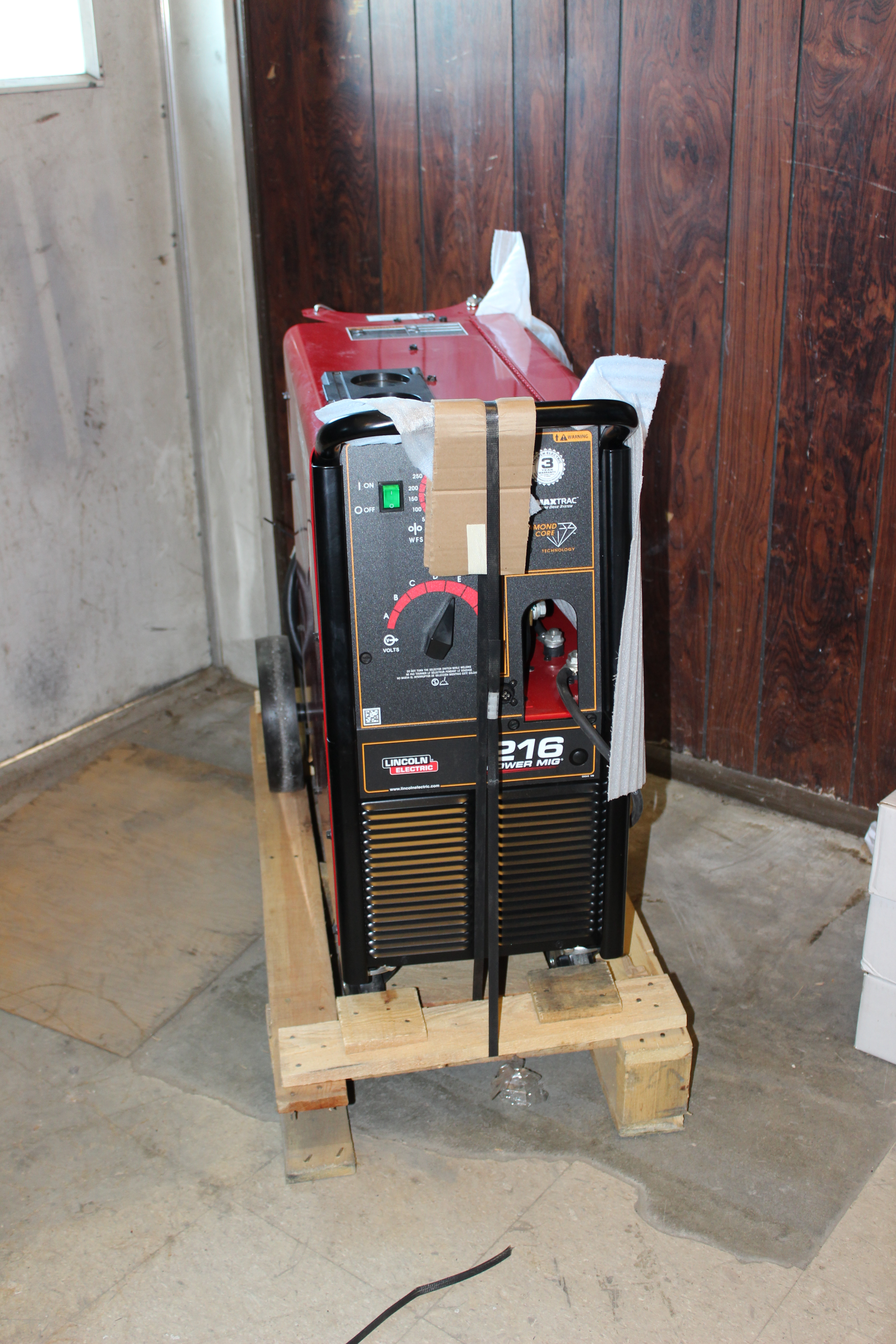 welders mig lincoln home review welder entry level to wire best off test how we feed top the face plans
