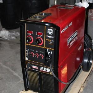 Flux Core Welding Wire >> Lincoln Power Mig 256 K3068-1 - Rexburg US Welding Supply