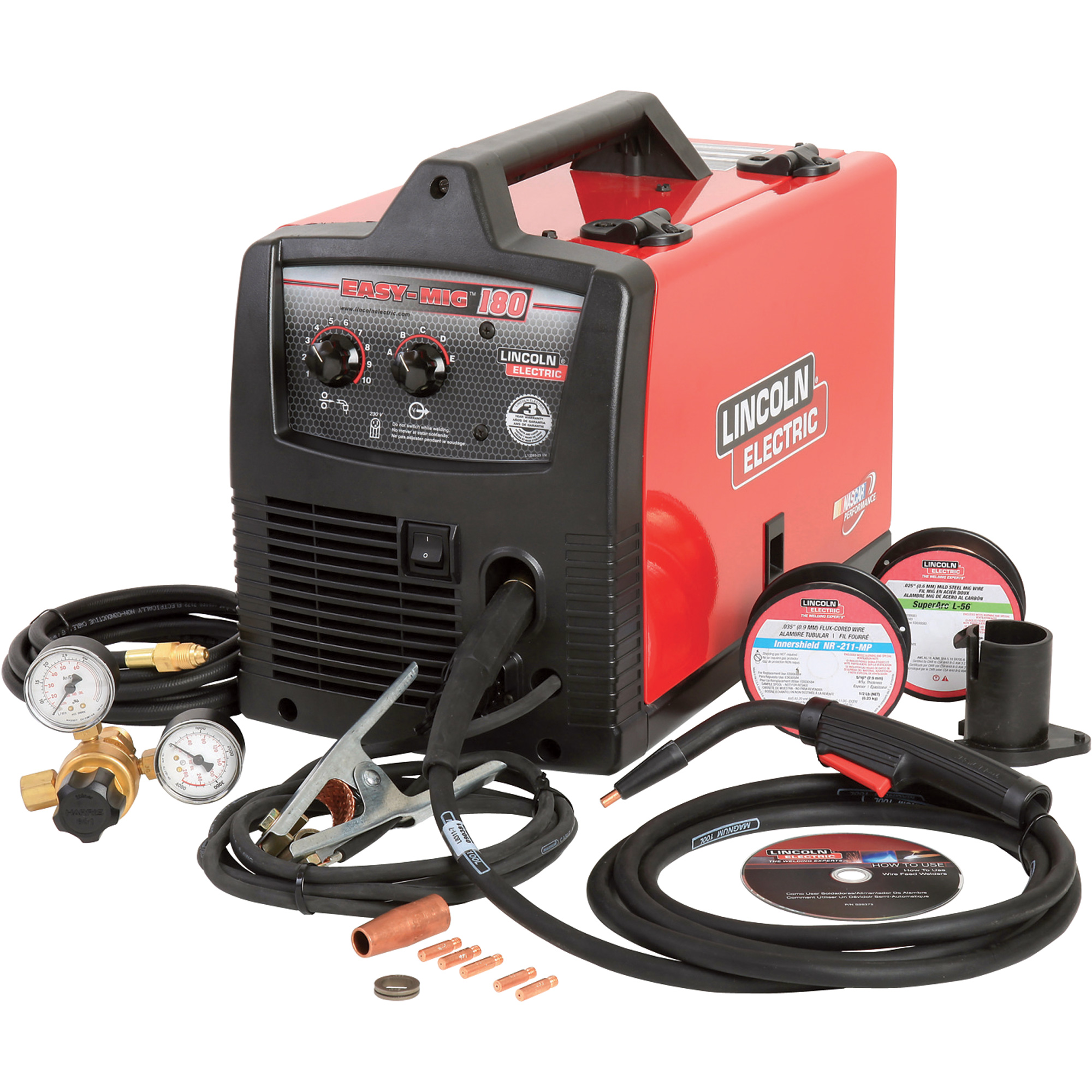 Lincoln 180c MIG Welder For Rent