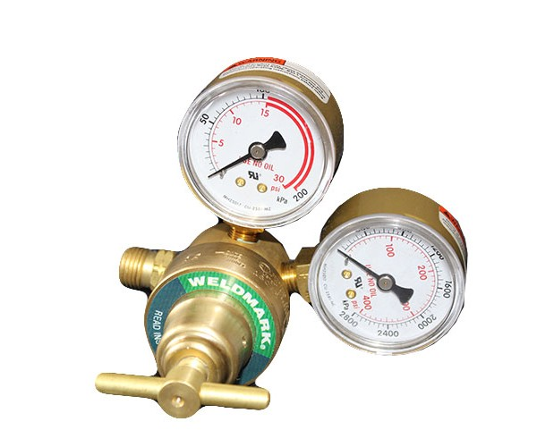 Settling Pressure Regulator