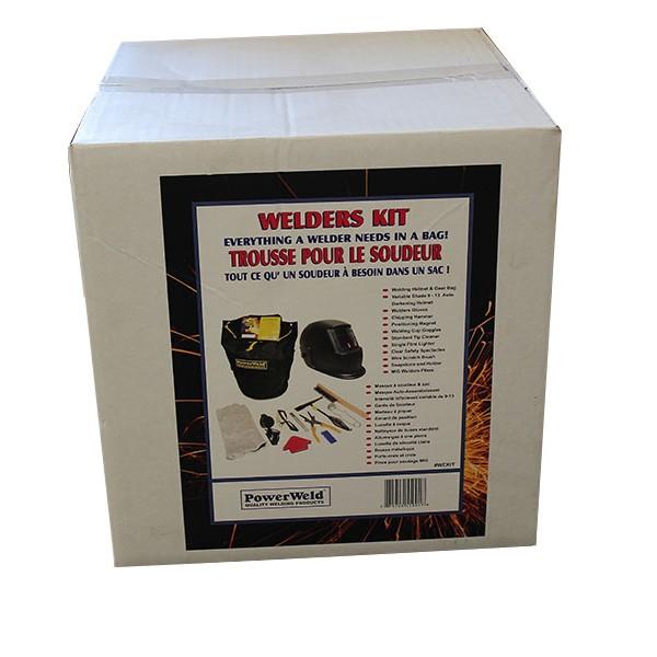 Welders Complete Kit