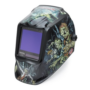 Zombie Viking Helmet